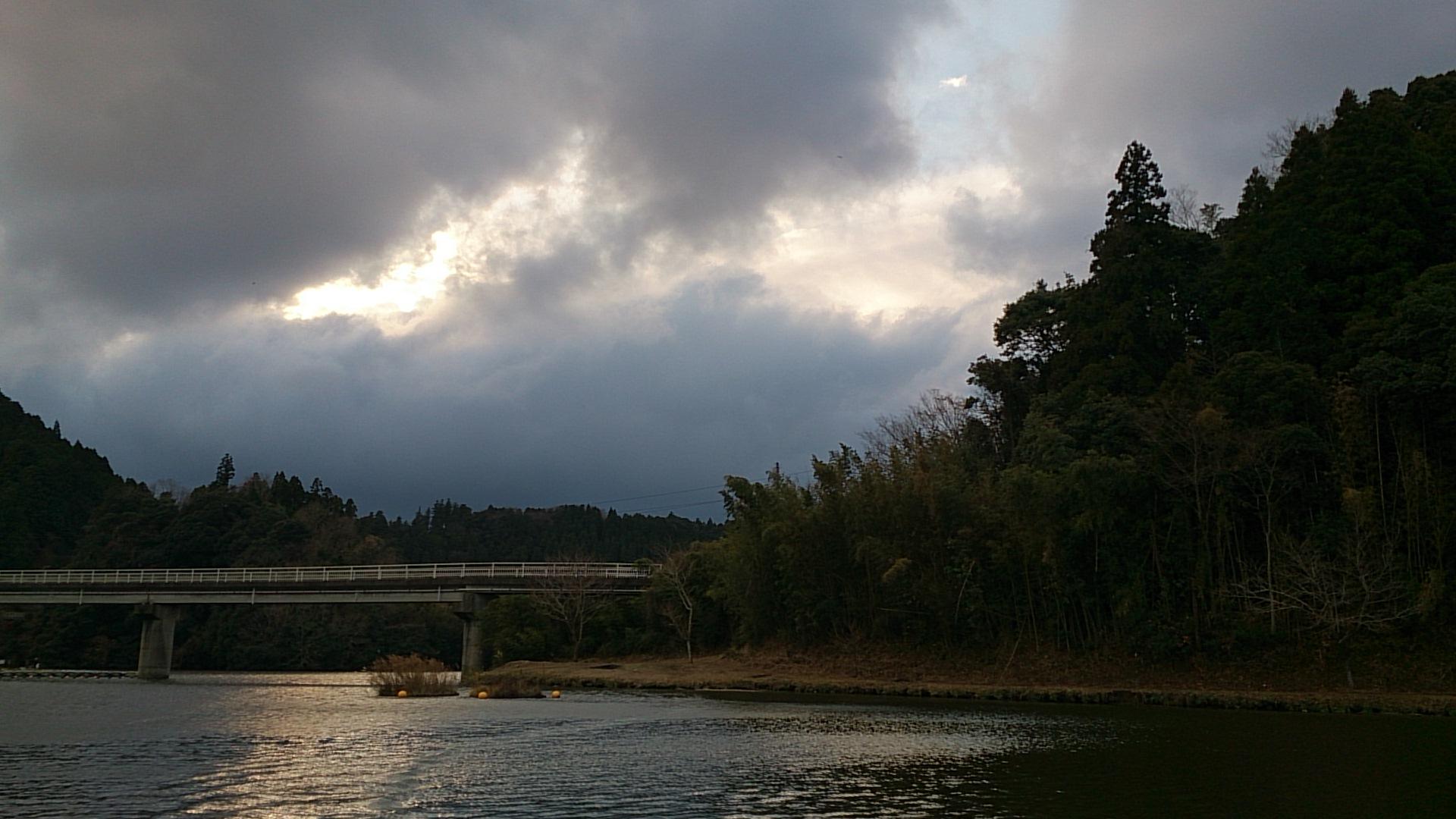 冬期亀山ガイドスタート
