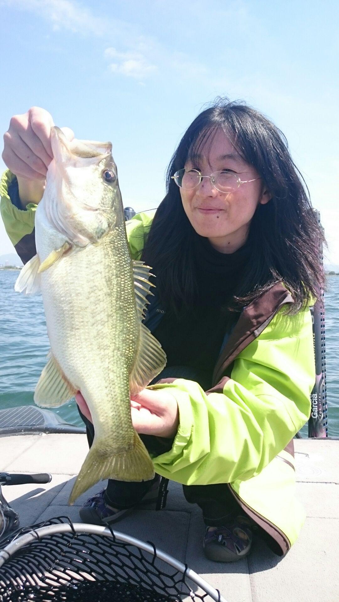 琵琶湖ガイド最終日